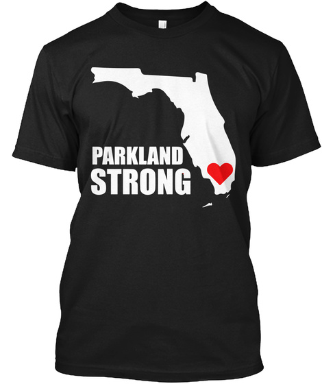 Image result for parkland strong t shirt