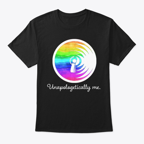 [$15] Unapologetically Me   Cymbals Black T-Shirt Front