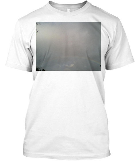 Fun And Inspiration White T-Shirt Front