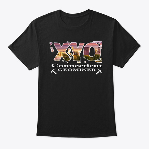 XYO Connecticut Design Unisex Tshirt