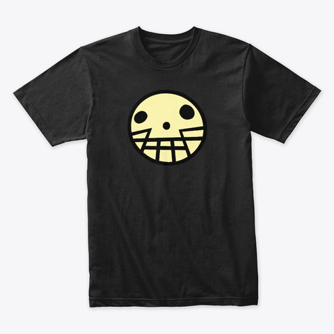 Total Drama Duncan Collection Black T-Shirt Front