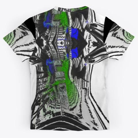 Bc Cat Gtr3030 Black T-Shirt Back