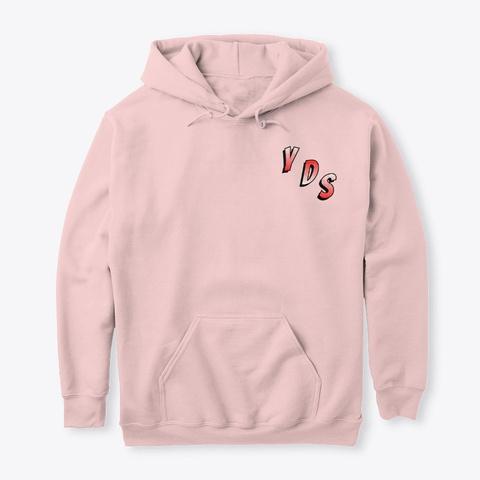 Yung Deesee X Halloween Drop Light Pink T-Shirt Front