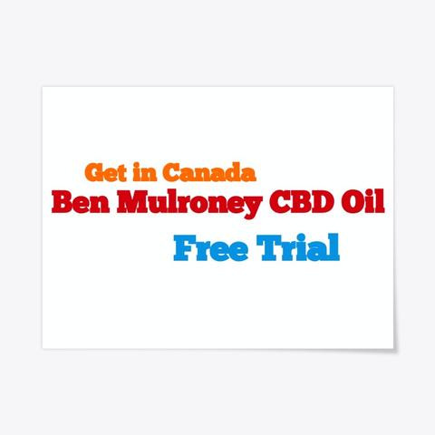 Ben Mulroney Cbd Oil | Scam Or Legit? Standard T-Shirt Front