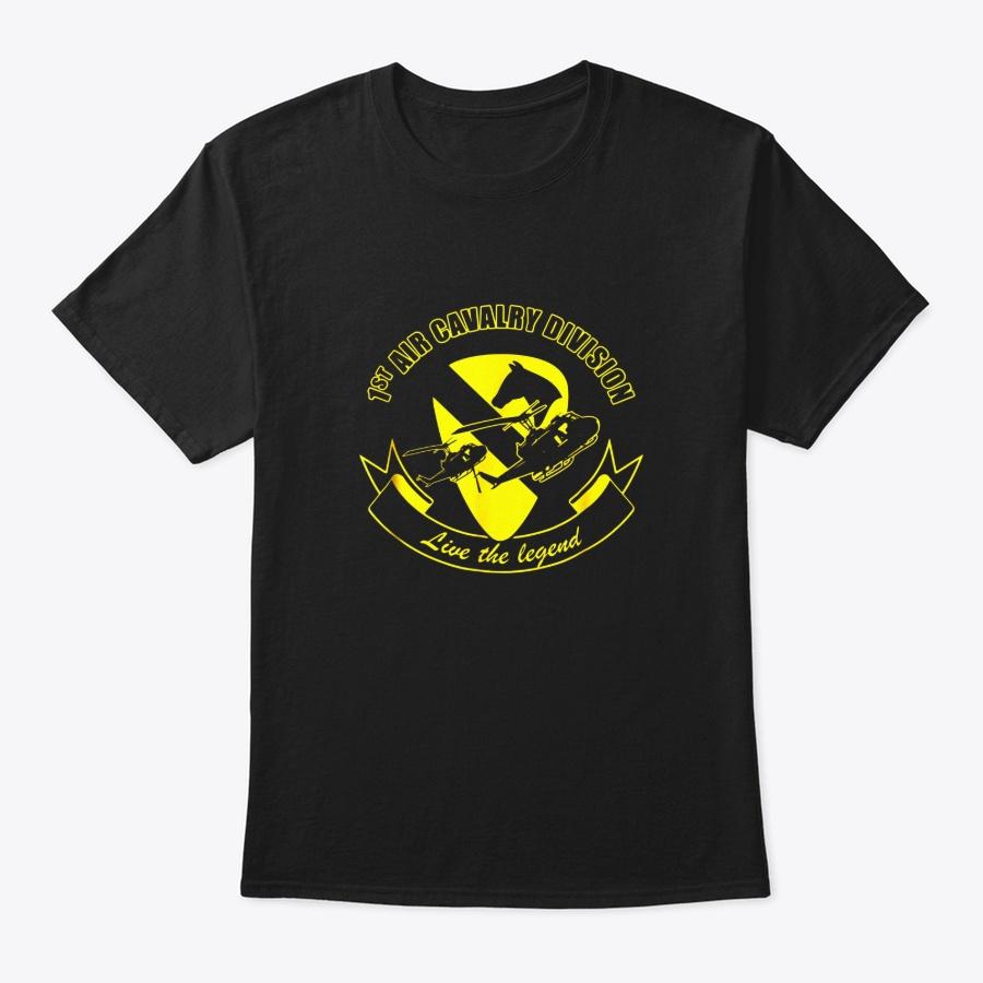 1st Air Cavalry Division T Shirt Unisex Tshirt