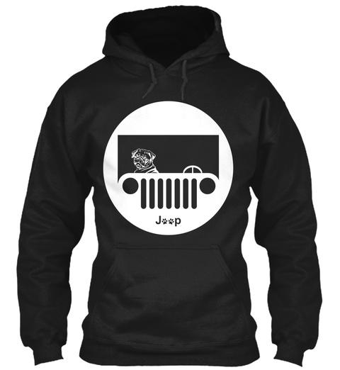 Joop Black Sweatshirt Front