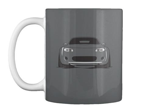 Nc Mug Dark Grey T-Shirt Front