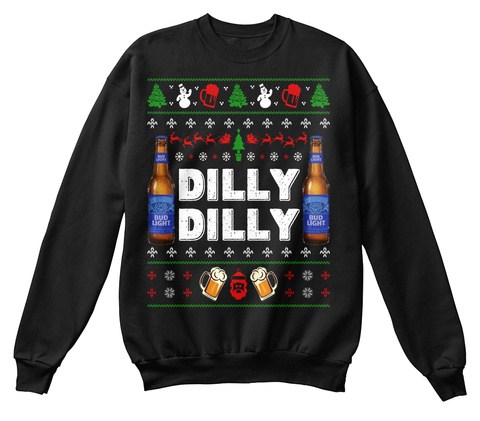 Beer Christmas Sweater.Dilly Dilly Beer Ugly Christmas Sweater