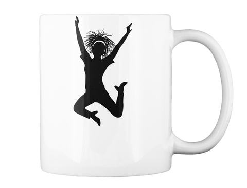 I Love My Locs Mug 2017 White Mug Back