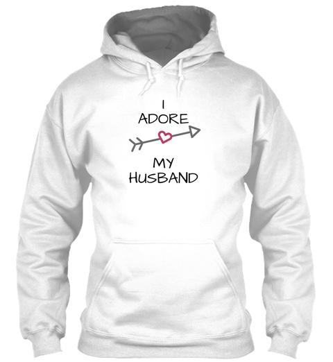 A Better Way To Homeschool  Wife White Sweatshirt Front