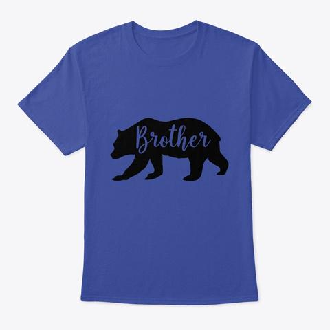 Brother  Deep Royal T-Shirt Front