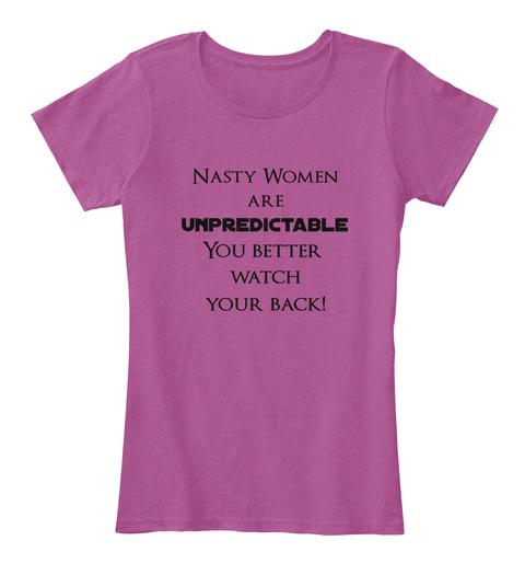 women are unpredictable