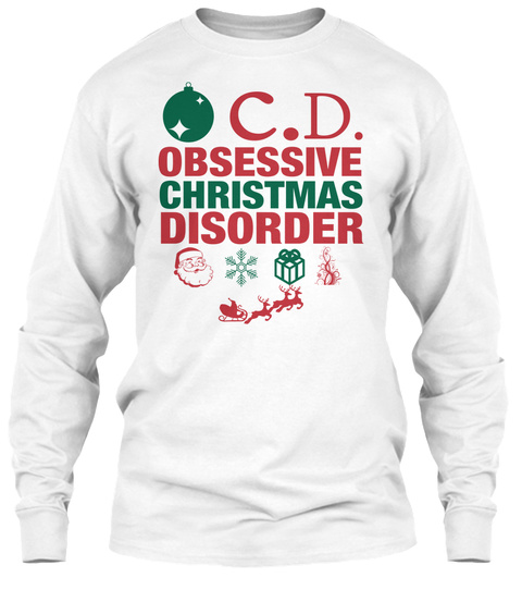 Women's Christmas Sweaters 2017 - c. D. OBSESSIVE CHRISTMAS ...