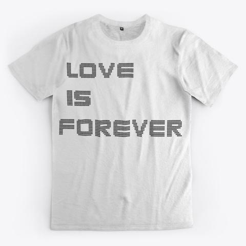 Love Standard T-Shirt Front