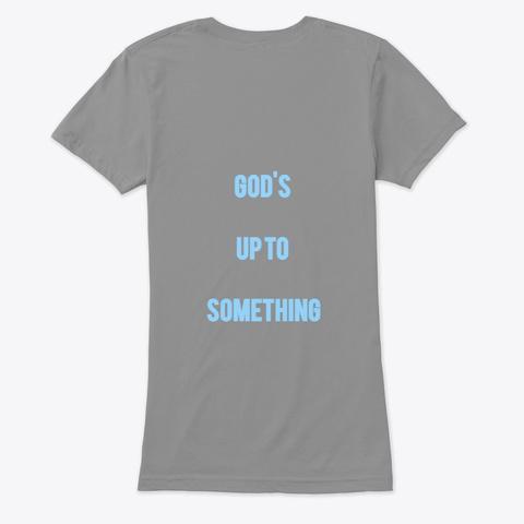G. U. T. S.  Premium Heather T-Shirt Back