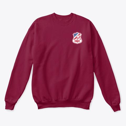 Logo Sweat Cardinal  T-Shirt Front
