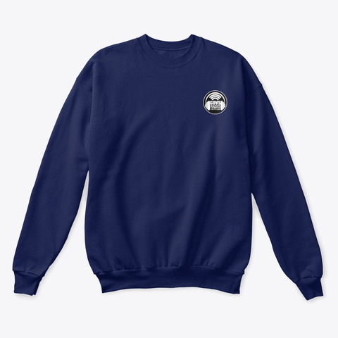 Governor's Comedy Club Sweatshirt Navy  T-Shirt Front