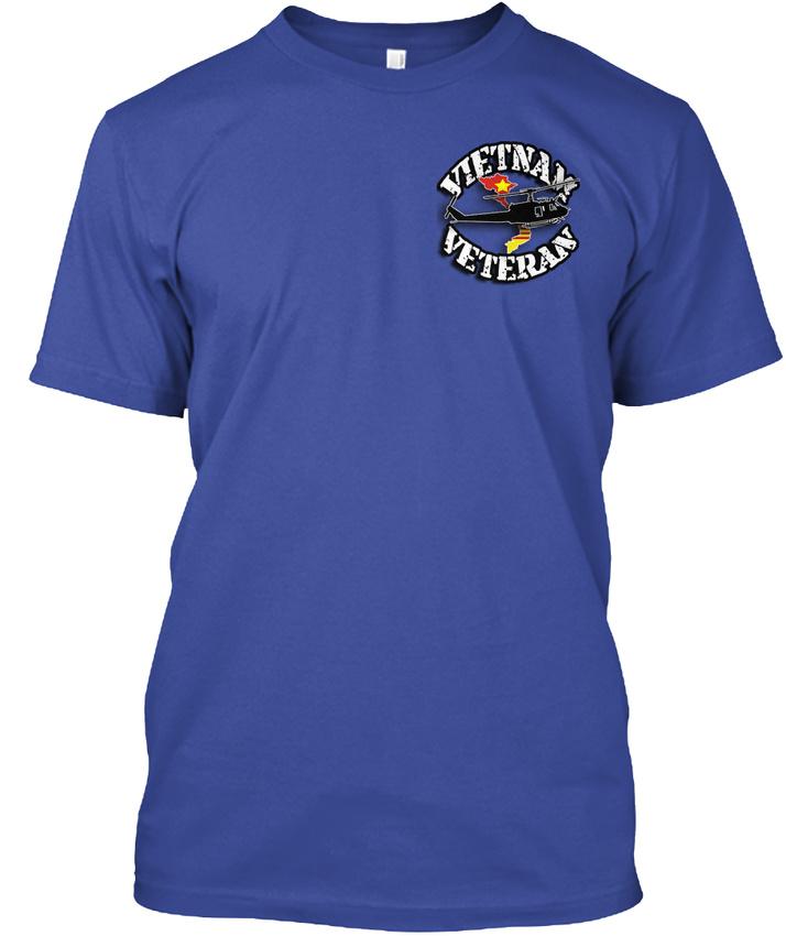 Vietnam-Veteran-Ptsd-Certified-Disfunctional-Hanes-Tagless-Tee-T-Shirt thumbnail 10