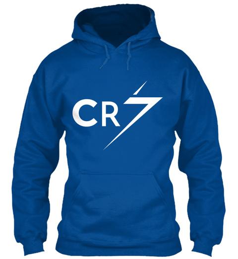Cr Royal T-Shirt Front