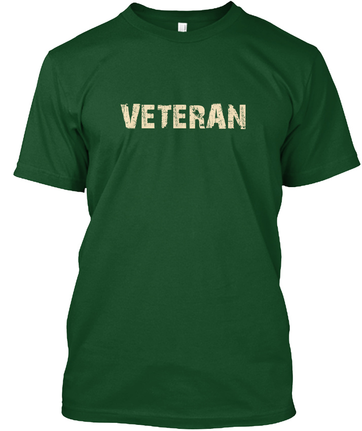 Premium-Veteran-7-of-Americans-Have-Worn-A-U-S-Hanes-Tagless-Tee-T-Shirt thumbnail 6