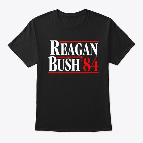 reagan bush t shirts
