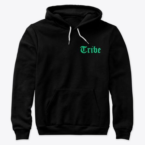 Psychedelic Nahko Tribe Black T-Shirt Front