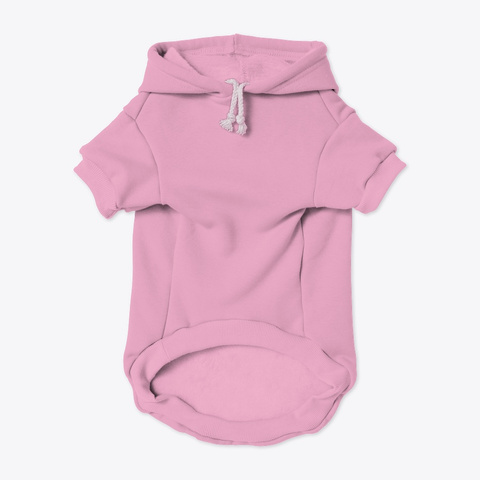 Made In Africa Light Pink T-Shirt Front