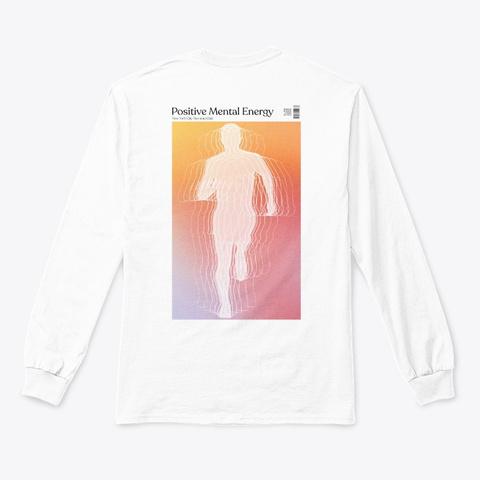 Ne White T-Shirt Back