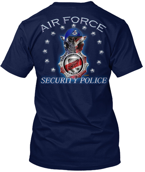 Air Force Security Police Unisex Tshirt