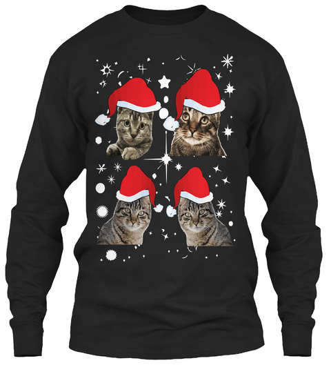 271a216d9b26 Ugly Cat Christmas Sweater 2017 Products from Cat Christmas Sweaters ...