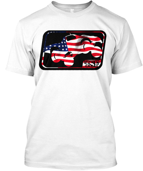 Tsf White T-Shirt Front