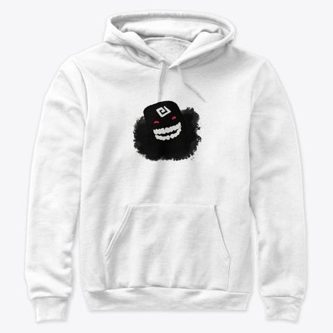 Bdo Cool Black Spirit White T-Shirt Front