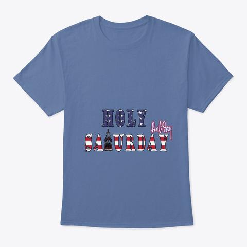 holy saturday holiday t shirt