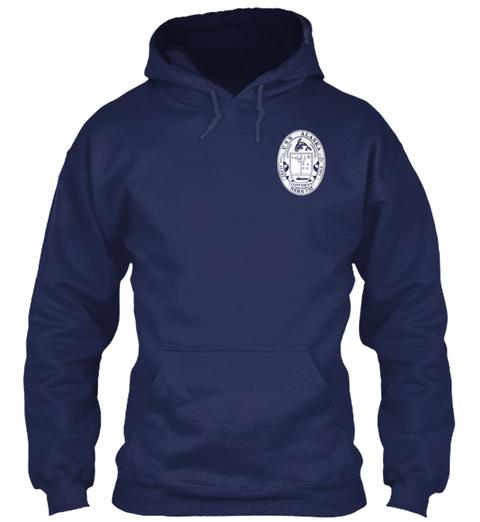 Uss Alaska Navy T-Shirt Front