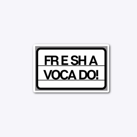Sooo Fresh Standard T-Shirt Front