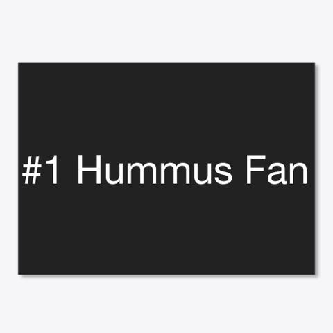 Hummus Sticker
