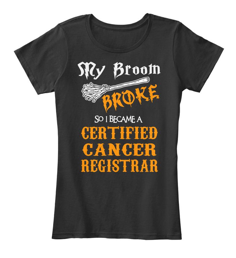 Certified Cancer Registrar Hoodie Tshirt