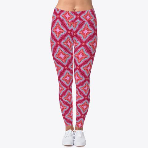Pink Diamond Spring Formal Pattern Standard T-Shirt Front