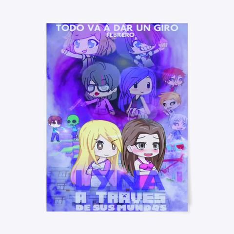 Poster Latdsm Todo Va A Dar Un Giro Standard T-Shirt Front