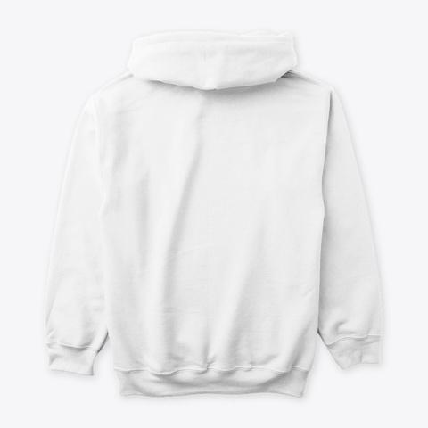Make It Big White T-Shirt Back