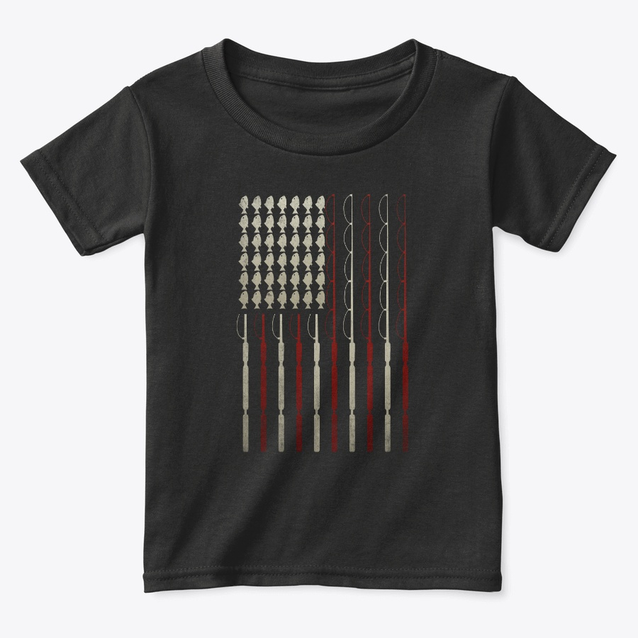 America Flag Usa Lover Fishing Lover SweatShirt