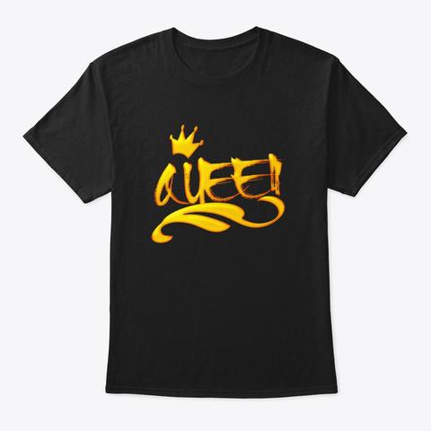 the queen T shirt