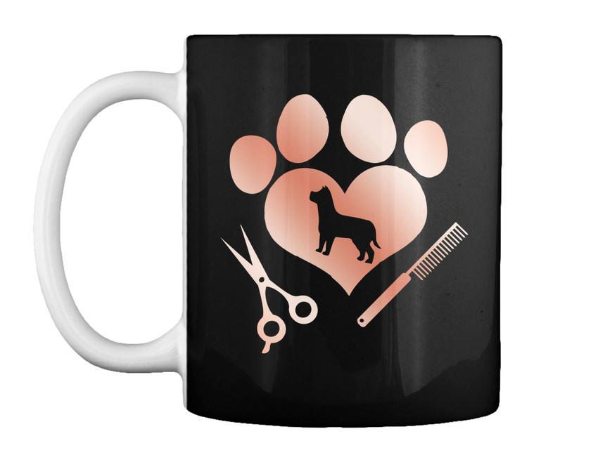 miniature 6 - Proud Dog Groomer Gift Coffee Mug