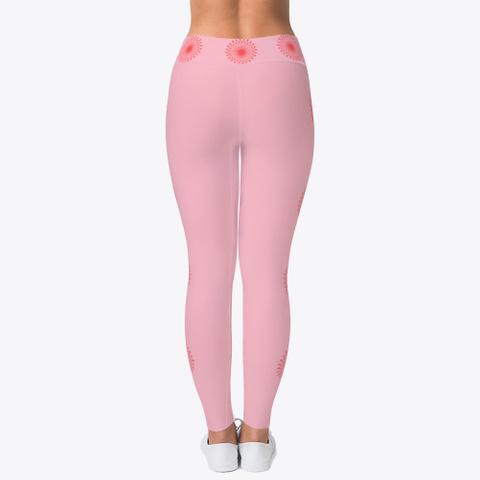 Start Within Leggings Pink T-Shirt Back