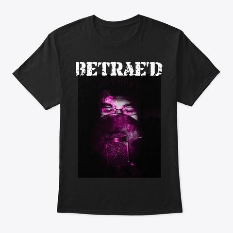 Night Owl Tee Black T-Shirt Front