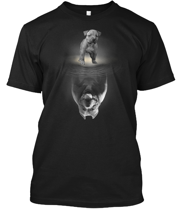 One-of-a-kind American Pitbull Terrier Hanes Tagless Hanes Tagless Tee T-Shirt