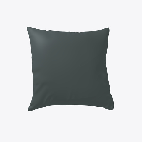 Gamer Pillow Dark Grey T-Shirt Back