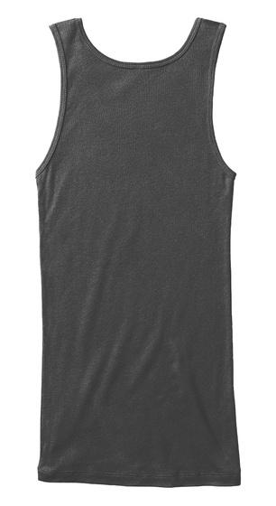 Ignore Them All Tank Tops Black T-Shirt Back