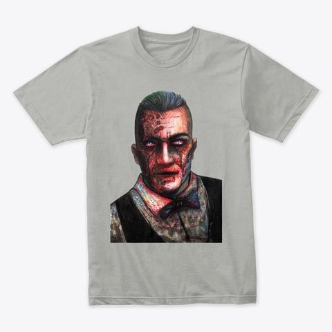 Eddie Gluskin Light Grey T-Shirt Front