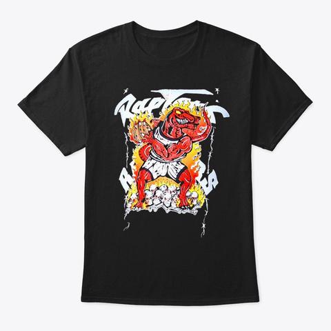 Qba Shirt Black T-Shirt Front